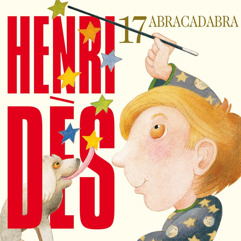 Abracadabra - Henri Dès