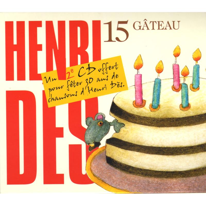Henri Dès - Gateau