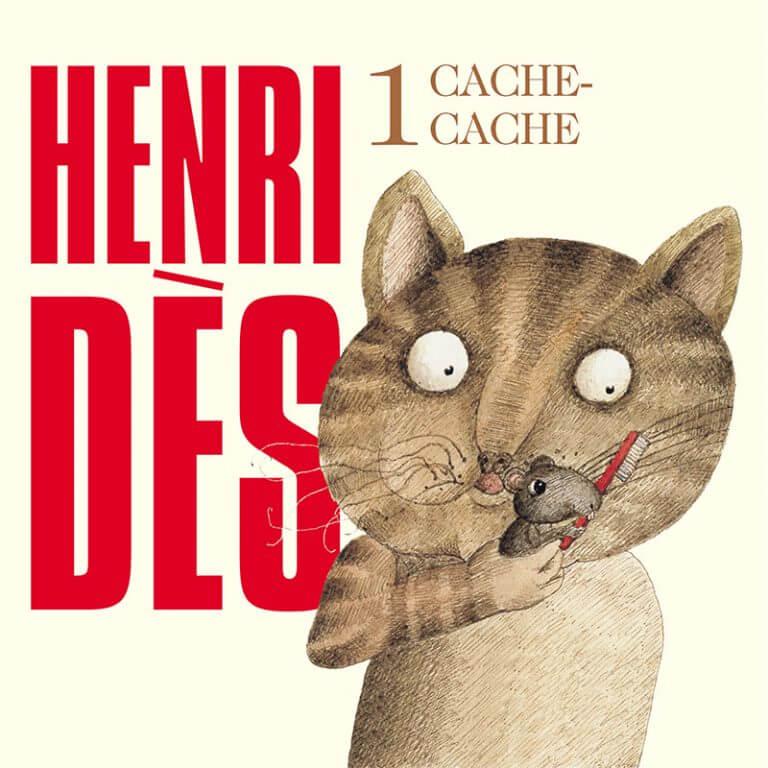HENRI DES - Cache-Cache