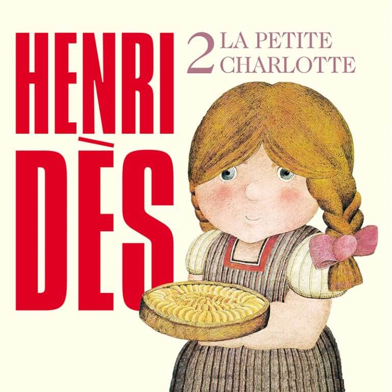 La petite Charlotte - HENRI DES