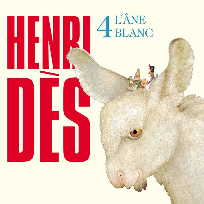 L'âne blanc - HENRI DES