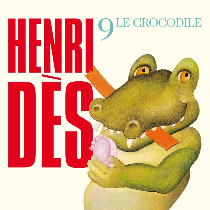 HENRI DES - Le crocodile