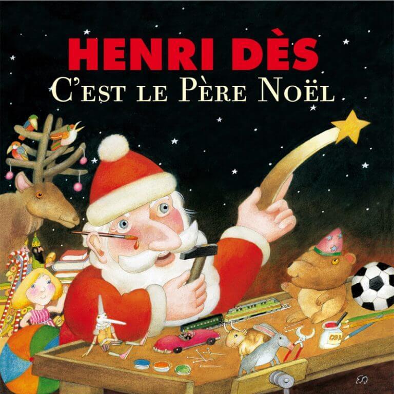 HENRI DES - C'est le Père Noël