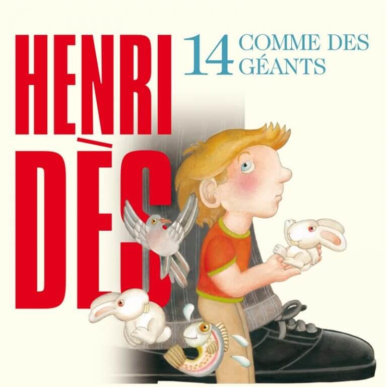 HENRI DES - Comme des géants
