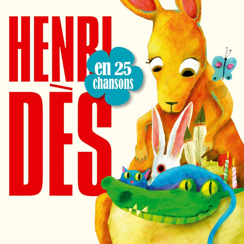 HENRI DES - en 25 chansons
