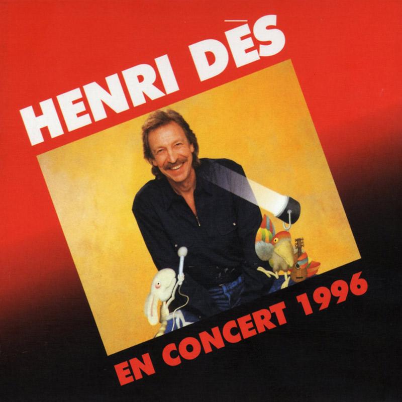 HENRI DES - Live Olympia 1996