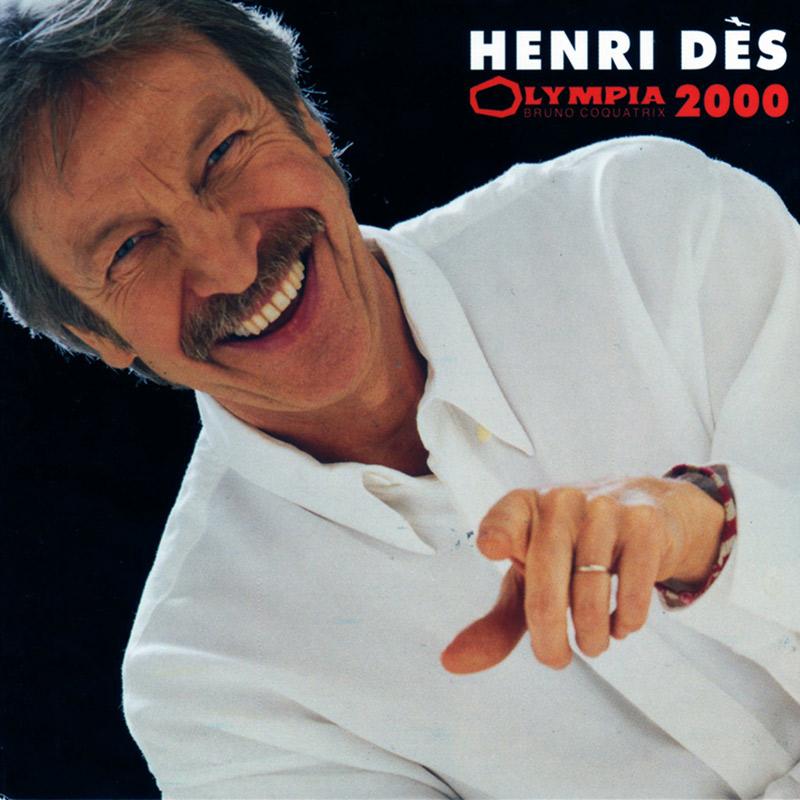 HENRI DES - Live Olympia 2000