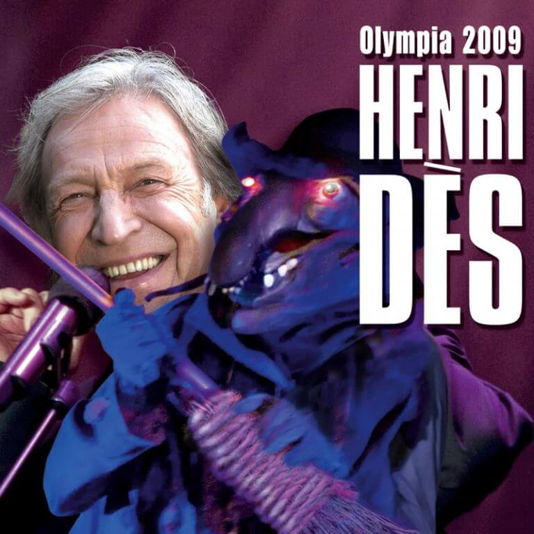 HENRI DES - Live Olympia 2009