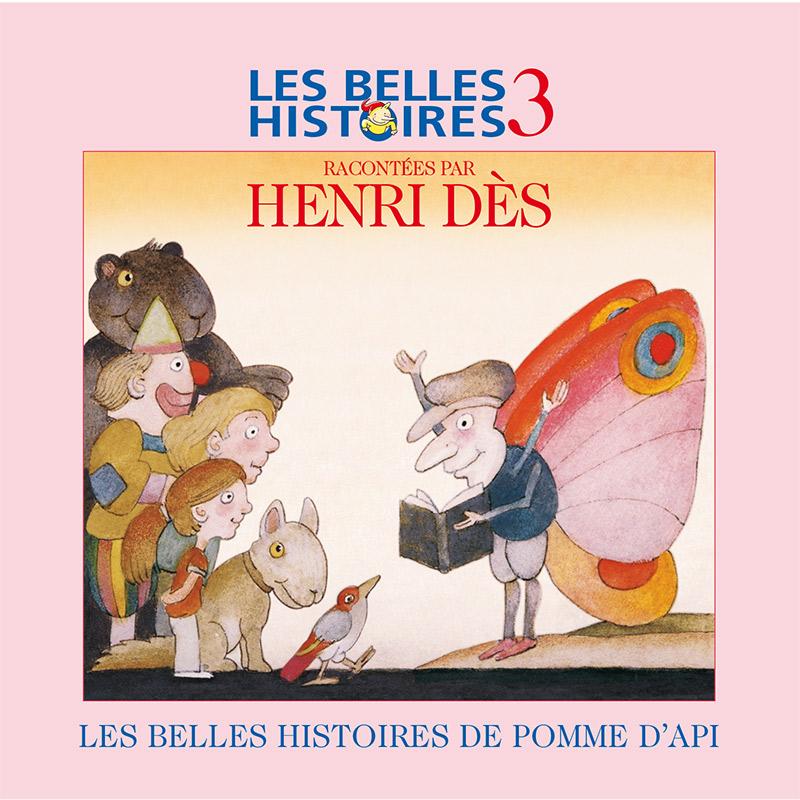 HENRI DES - Les belles histoires de Pomme d'Api 3