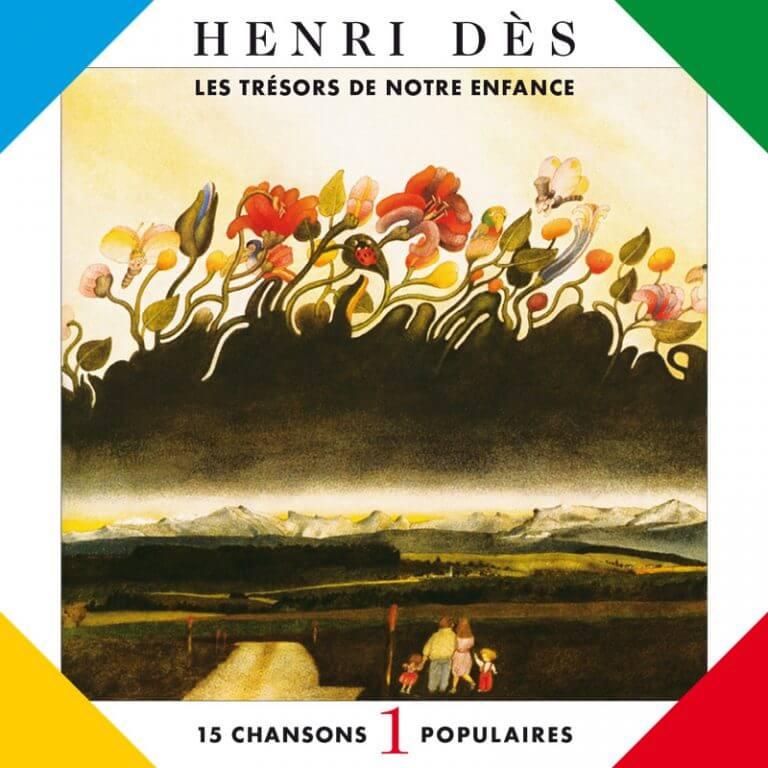 HENRI DES - Les trésors de notre enfance 1