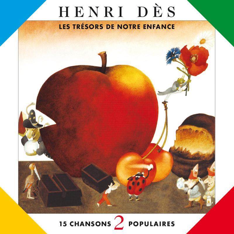 HENRI DES - Les trésors de notre enfance 2