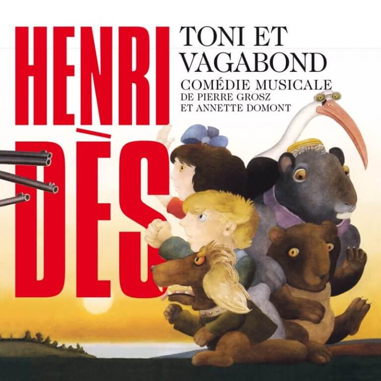 HENRI DES - Toni et Vagabond