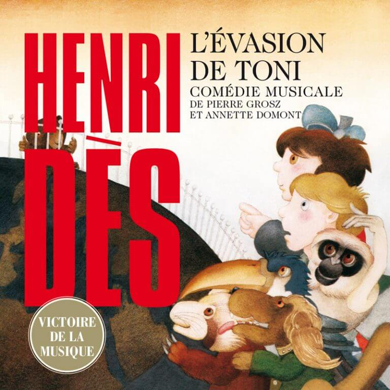 HENRI DES - L'évasion de Toni