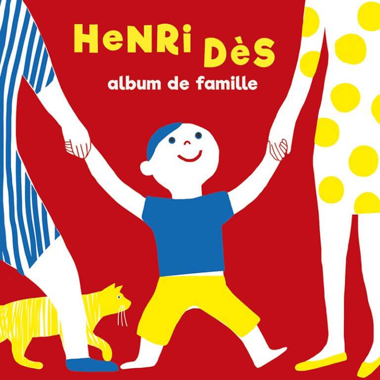 album chansons pour la famille